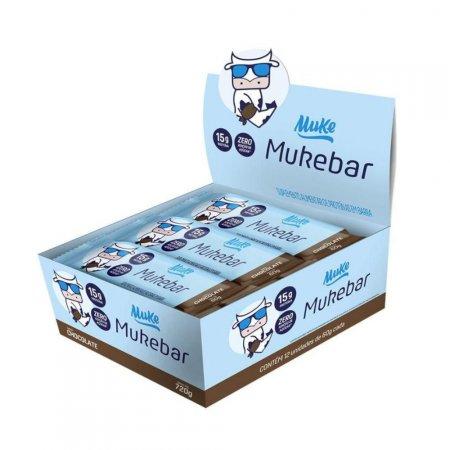 Barrinha Muke Chocolate 60g 12 unidades +MU