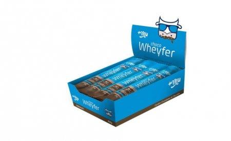 Choco Wheyfer Chocolate 25g 12 unidades +MU