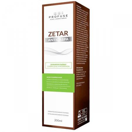 Shampoo Anticaspa Intensivo Profuse Zetar