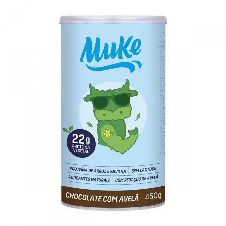 Proteína Vegetal Muke Sabor Chocolate com Avelã