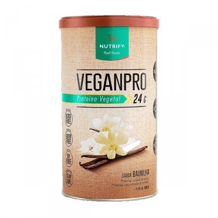 Proteína Vegetal Veganpro Sabor Baunilha