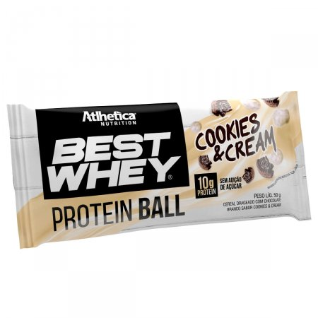 Protein Ball Best Whey Cookies & Cream
