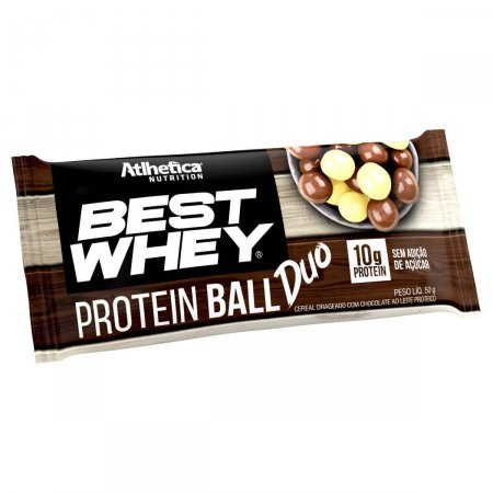 Protein Ball Best Whey Duo Chocolate ao Leite