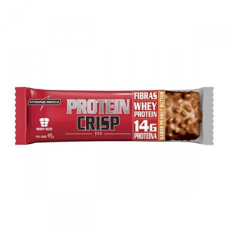 Barra de Proteína Protein Crisp Peanut Butter