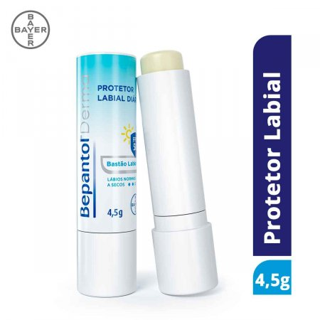 Protetor Labial Diário Bepantol Derma FPS50 4,5g  