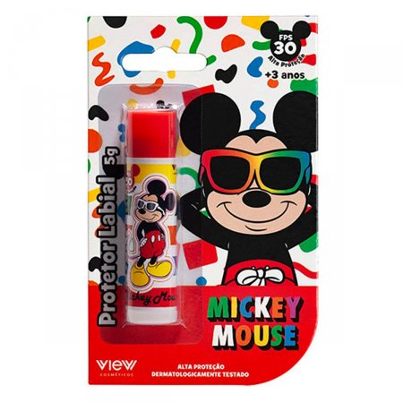 Protetor Labial View Mickey FPS30 5g |
