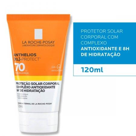 Protetor Solar Corporal La Roche-Posay Anthelios XL Protect FPS 70 com 120ml