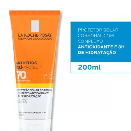 Protetor Solar Corporal Anthelios XL Protect FPS70 200ml | Drogaraia.com