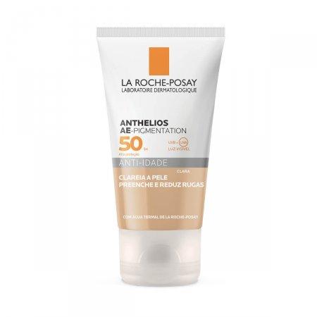 Protetor Solar Facial La Roche-Posay Anthelios AE-Pigmentation Cor Clara FPS 50 com 40g