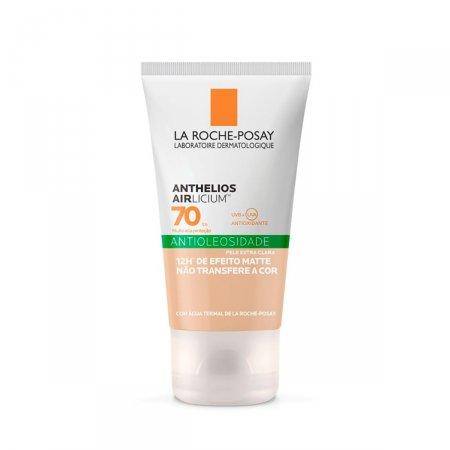 Protetor Solar Facial Anthelios Airlicium Antioleosidade Pele Extra Clara FPS70 40g |