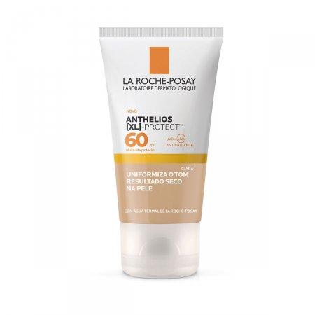 Protetor Solar Facial Anthelios XL Protect Cor Clara FPS60 40g  