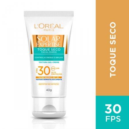 Protetor Solar Facial L'Oréal Expertise Toque Seco FPS30 com 40g | Foto 2