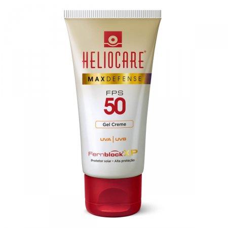 Protetor Solar Gel Creme Heliocare Max Defense FPS50 50g |
