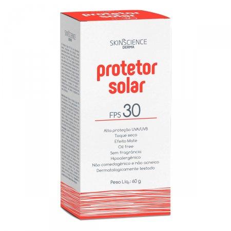 Protetor Solar Toque Seco Skinscience FPS30