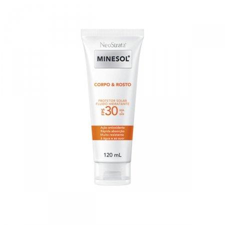 Protetor Solar Fluido Hidratante NeoStrata Minesol Corpo & Rosto FPS30