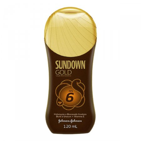 Protetor Solar Sundown Gold FPS6
