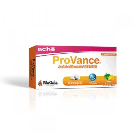 ProVance Lima-Limão com 10 Comprimidos