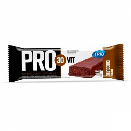 Barra de Proteínas Pro30Vit Chocolate