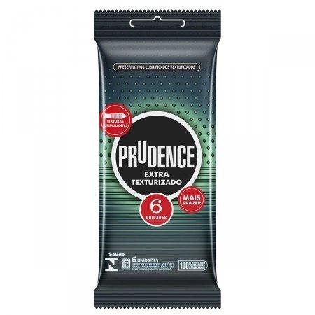 Preservativo Prudence Extra Texturizado