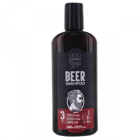 Shampoo 3 em 1 QOD Barber Shop
