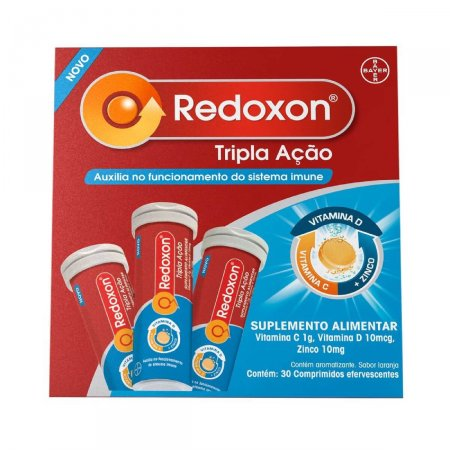 Redoxon Tripla Ação