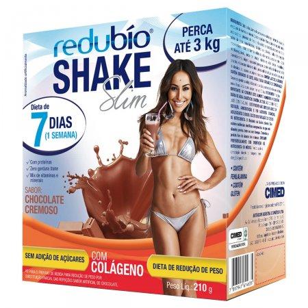 Redubío Shake Slim Sabor Chocolate