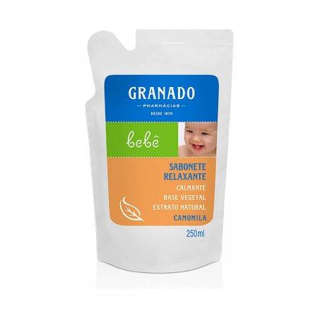 Refil Sabonete Líquido Granado Bebê Camomila
