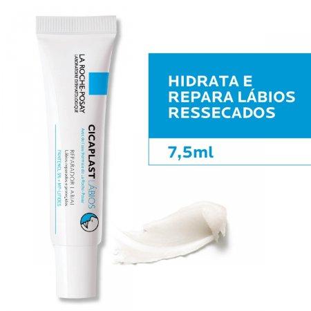 Reparador Labial Cicaplast Lábios La Roche-Posay com 7,5ml