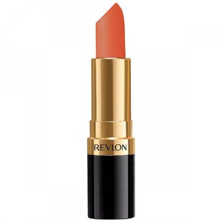 Batom Super Lustrous Matte Lipstick Cor Smoked Peach