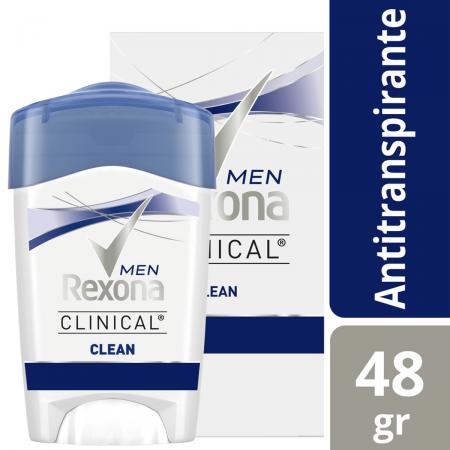 Desodorante Rexona Clinical Men