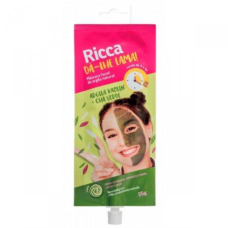 Máscara Facial Ricca De Argila Natural