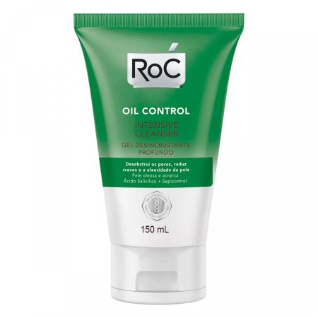 Gel de Limpeza Roc Strong Cleanser Oily Skin