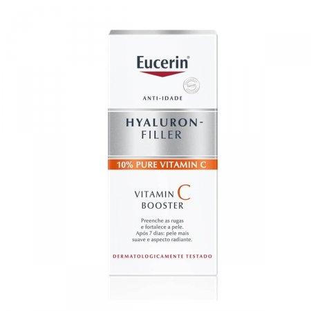 Sérum Eucerin Hyaluron Filler Vitamina C Bosster