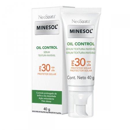 Protetor Solar Sérum Facial NeoStrata Minesol Oil Control FPS30