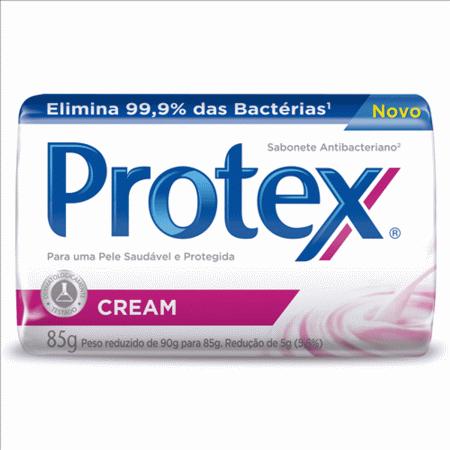 Sabonete em Barra Protex Cream