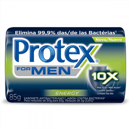 Sabonete em Barra Protex Men Energy