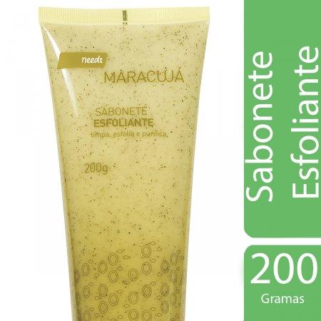 Sabonete Esfoliante Needs Maracujá