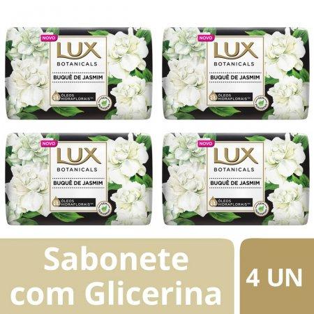 Kit Sabonete em Barra Lux Botanicals Buquê de Jasmim