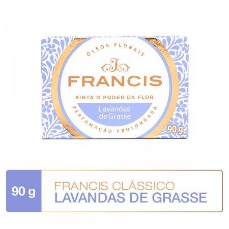 Sabonete em Barra Francis Clássico Lavandas de Grasse