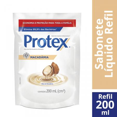 Sabonete Líquido Corporal Protex Pro-Hidrata Refil