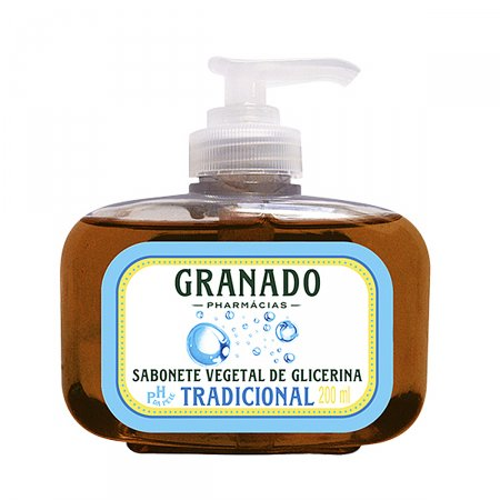 Sabonete Líquido Granado Glicerina Tradicional