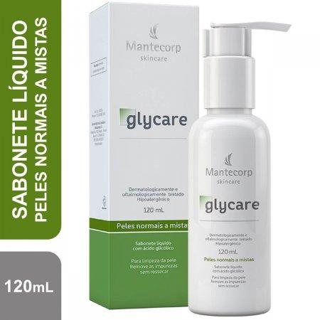 Sabonete Líquido Facial Glycare