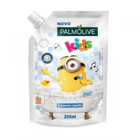 Sabonete Líquido Refil Palmolive Kids Minions