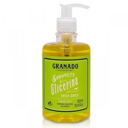 Sabonete Granado Líquido Erva-Doce