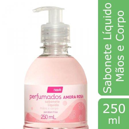 Sabonete Líquido Needs Amora Rosa
