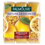 Sabonete em Barra Palmolive Na... Sabonete em Barra Palmolive Natureza Secreta Maracujá Tropical