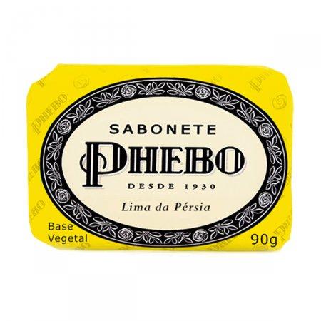 Sabonete em Barra Phebo Lima da Pérsia