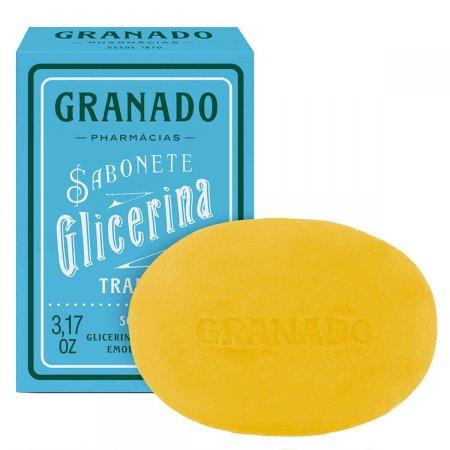 Sabonete de Glicerina em Barra Granado Tradicional com 90g