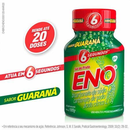 Sal de Fruta Eno Sabor Guaraná