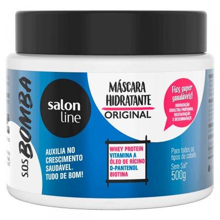 Máscara Salon Line S.O.S Bomba de Vitaminas